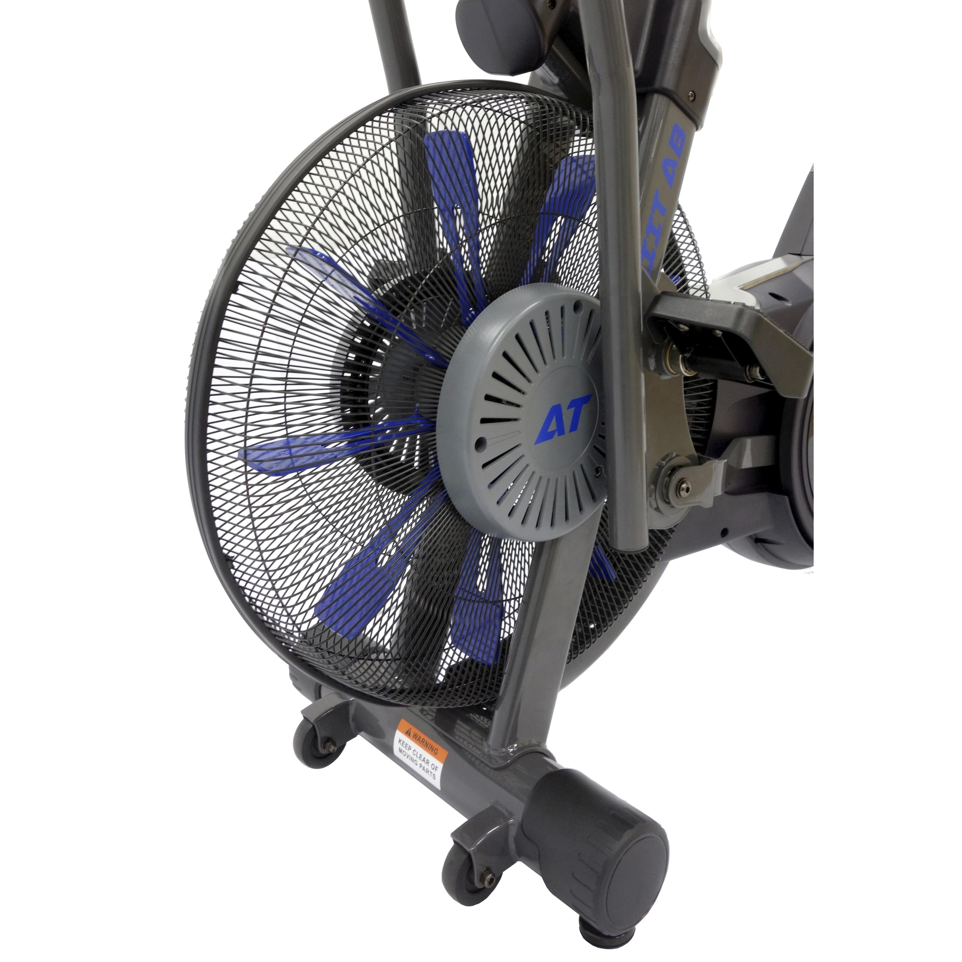 AirTEK Fitness HIIT Air Bike Aero-Fan