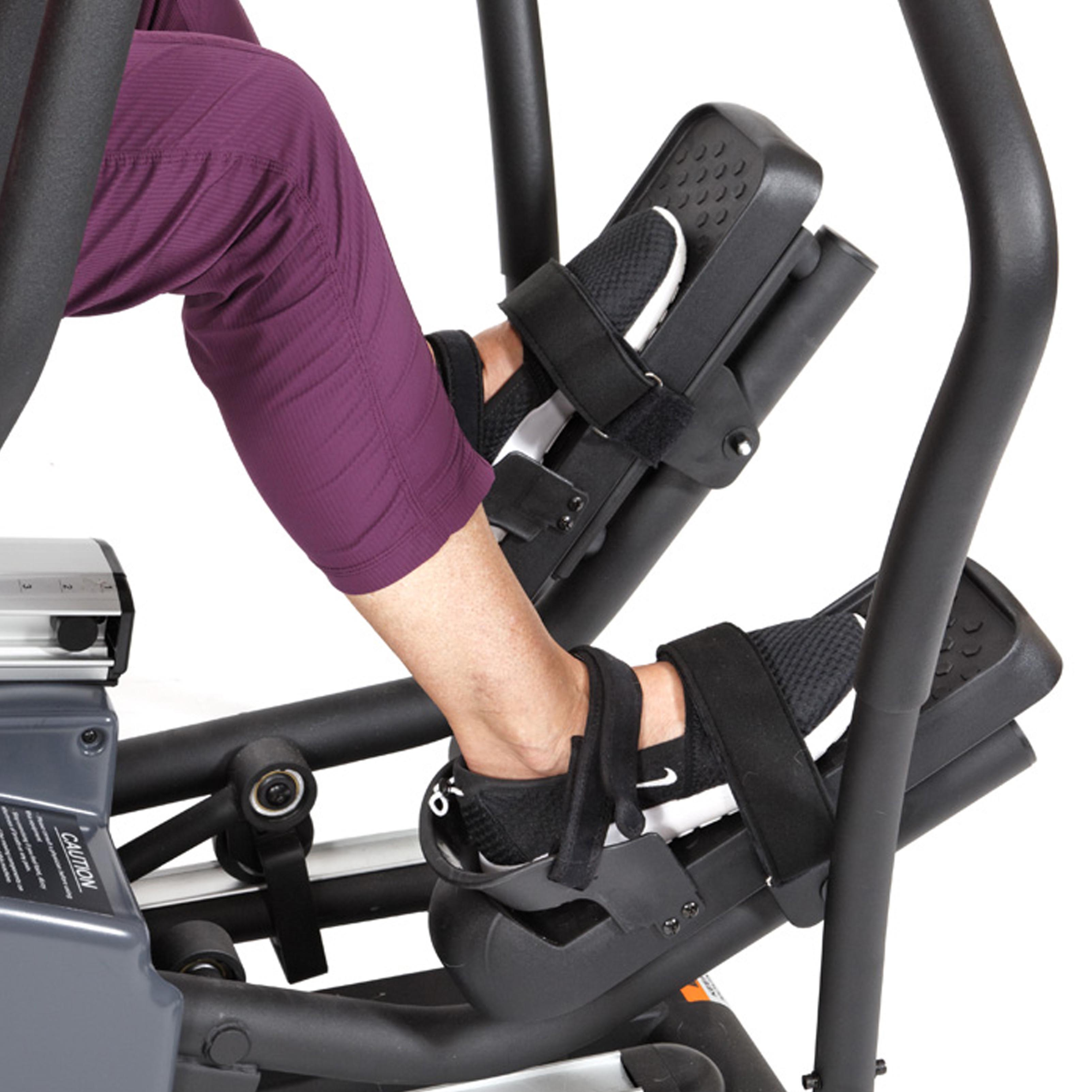 PhysioStep MDX Recumbent Elliptical Foot