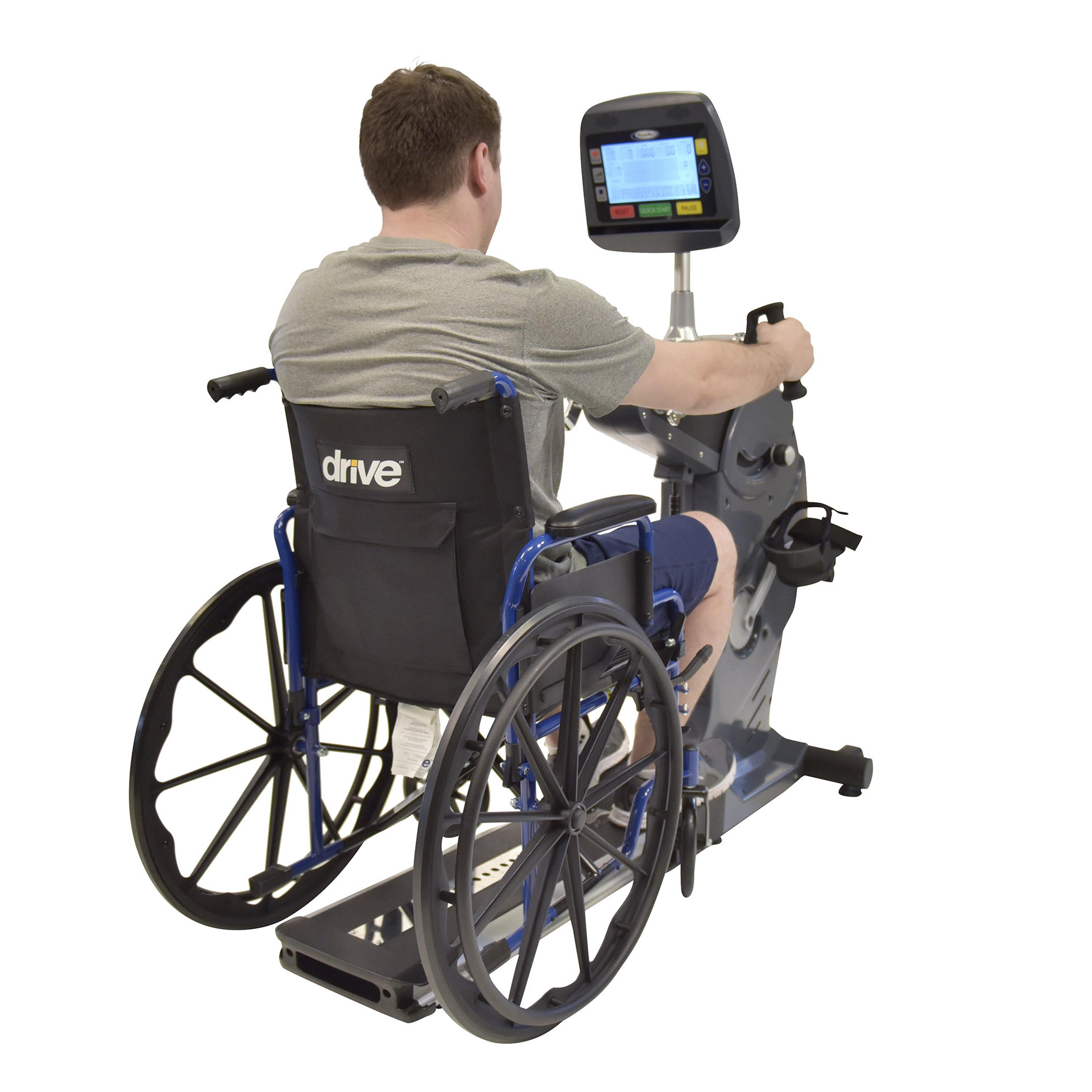 PhysioMax Wheelchair Model Behind