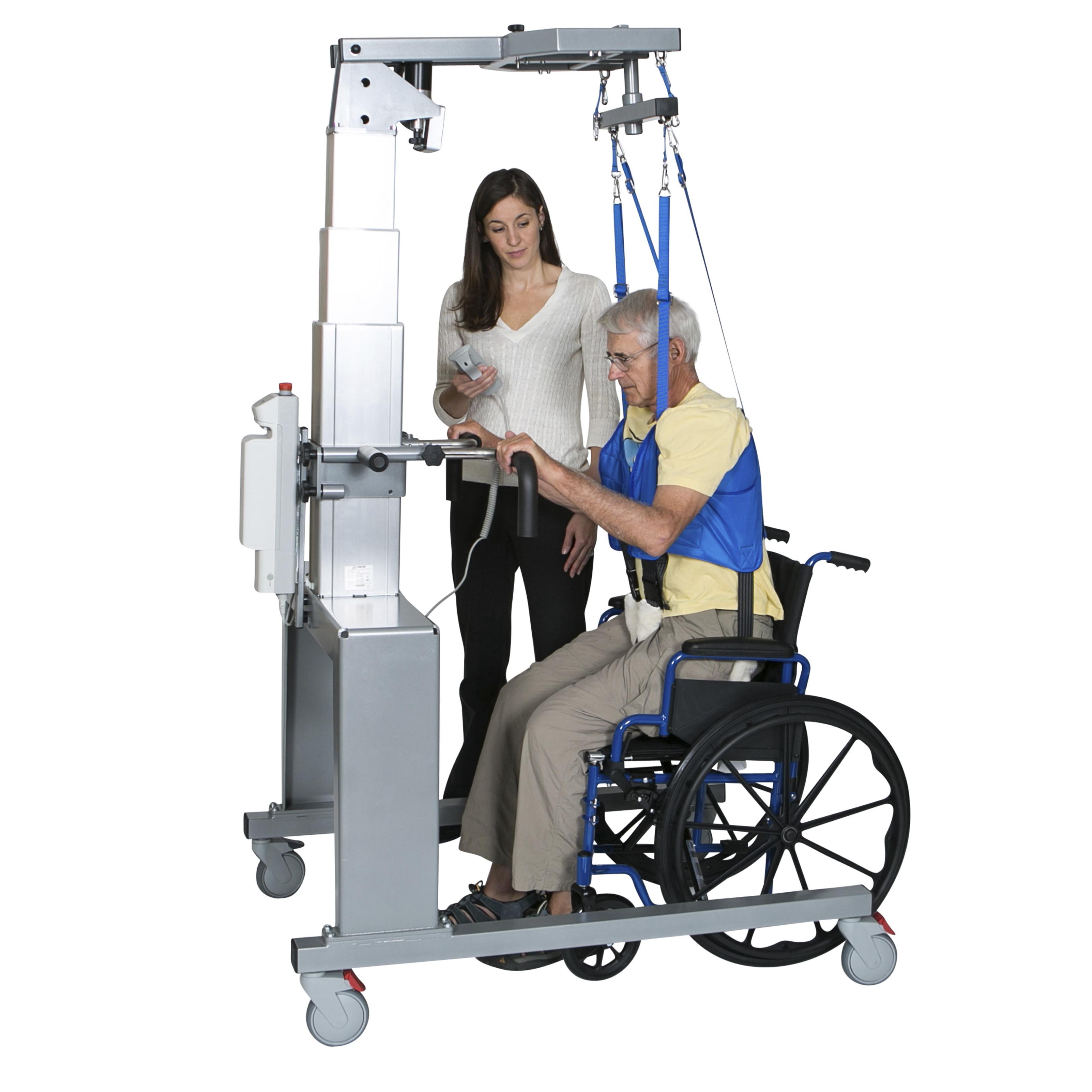 PhysioGait Wheel Chair Patent Lift