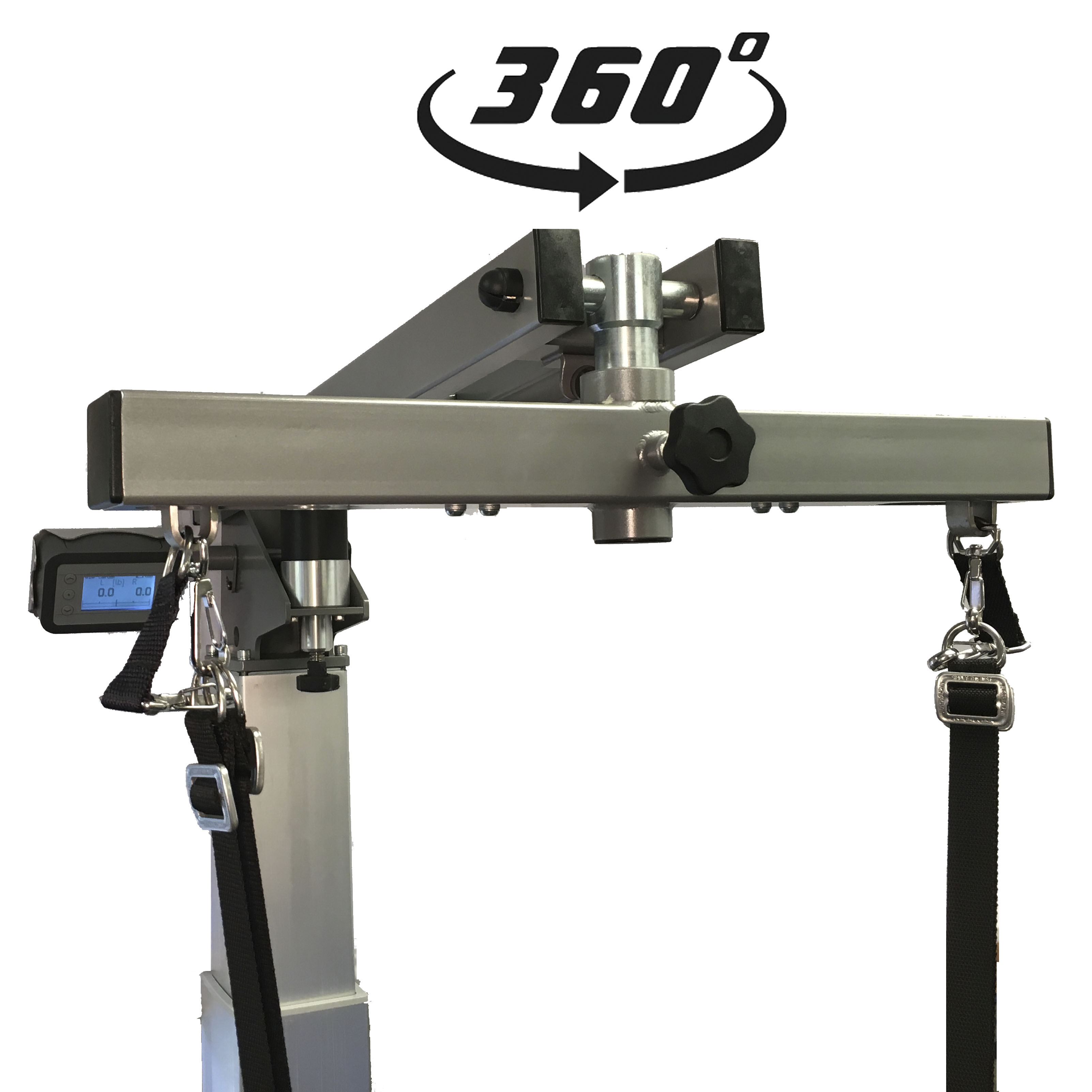 PhysioGait 360 Yoke for Sideways Gait Training