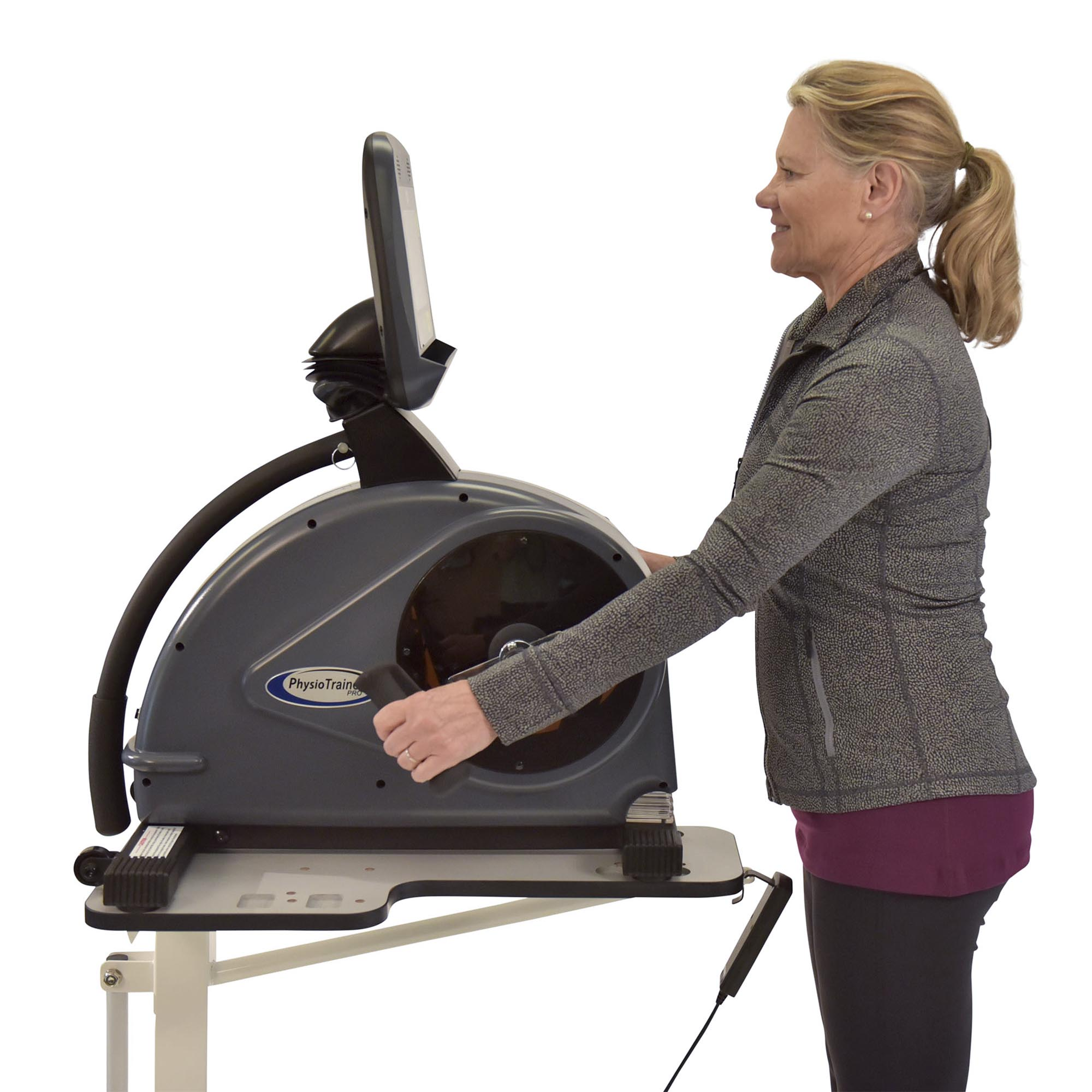 PhysioTrainer PRO Ellectronically Controlled Upper Body Ergometer