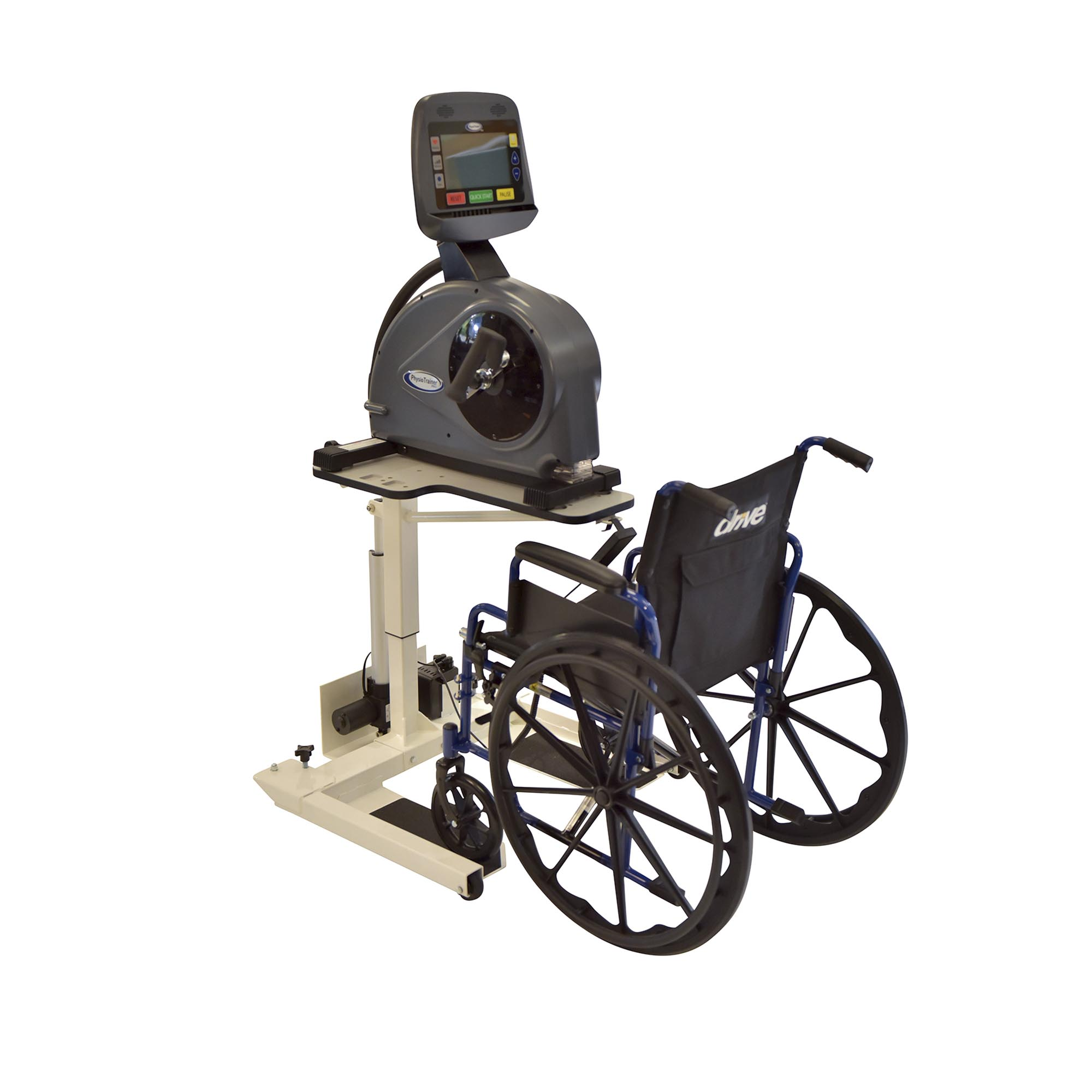 PT-PRO UBE Table Wheelchair