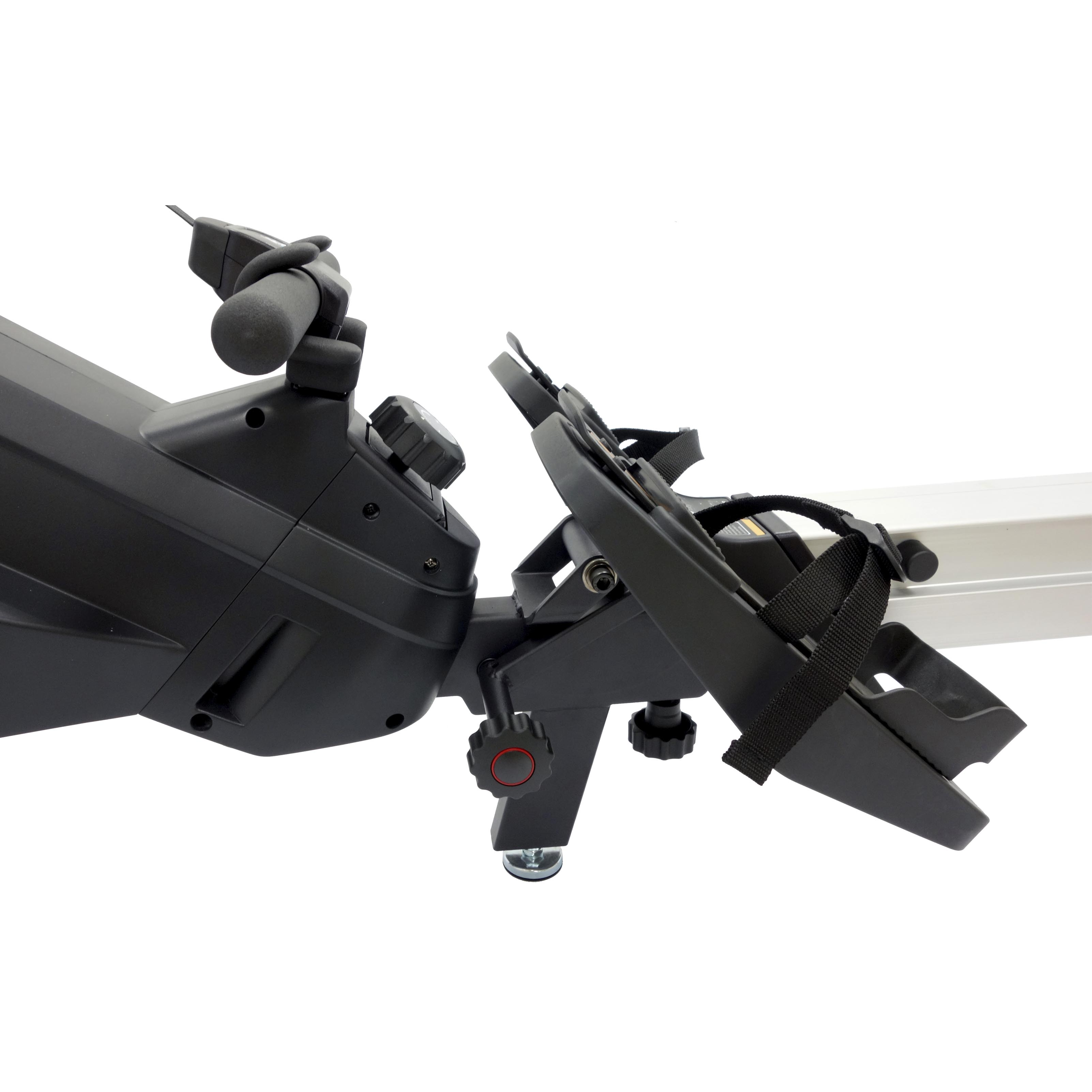 AirTEK Fitness HIIT Air and Magnetic Rower Feet