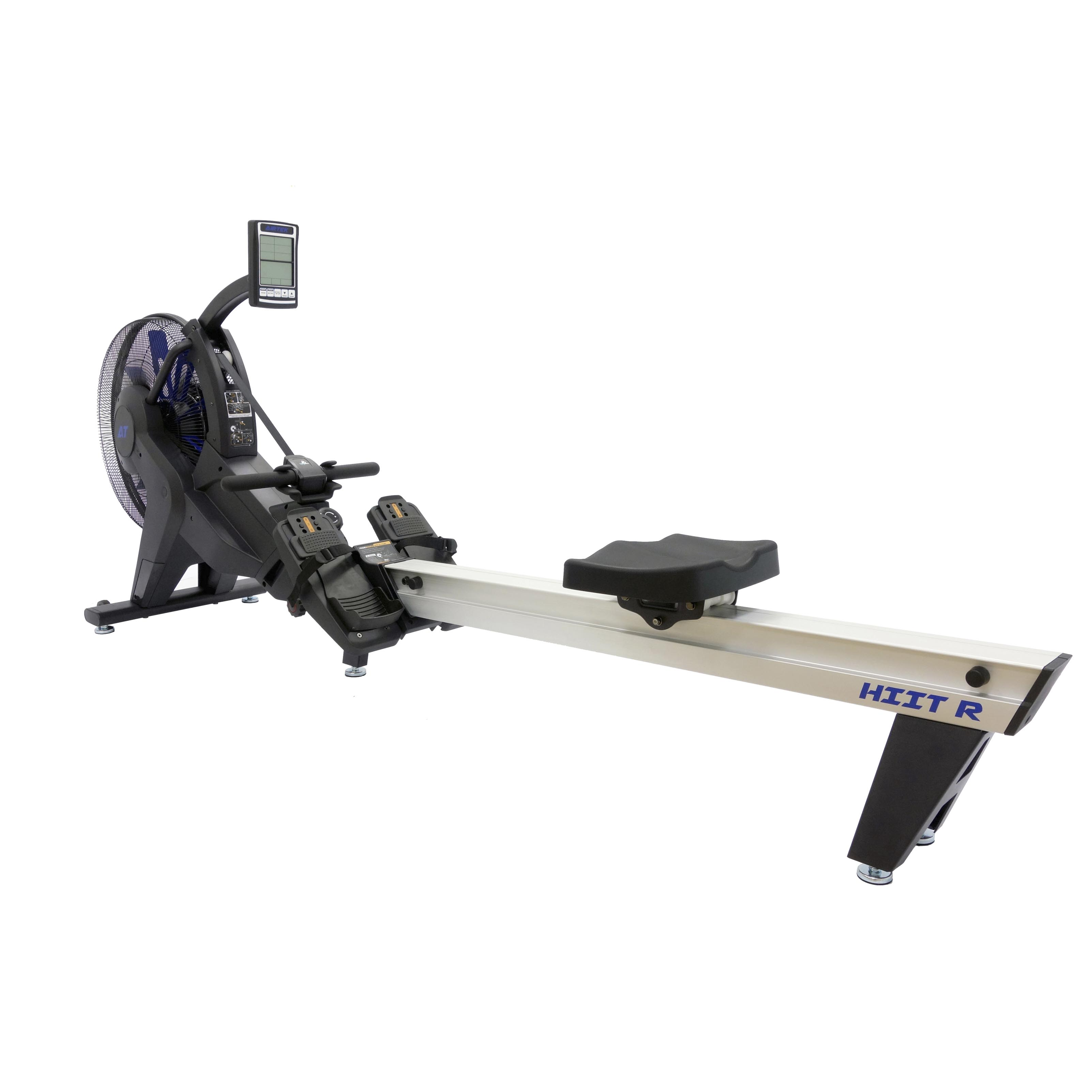 AirTEK Fitness HIIT Air and Magnetic Rower Main