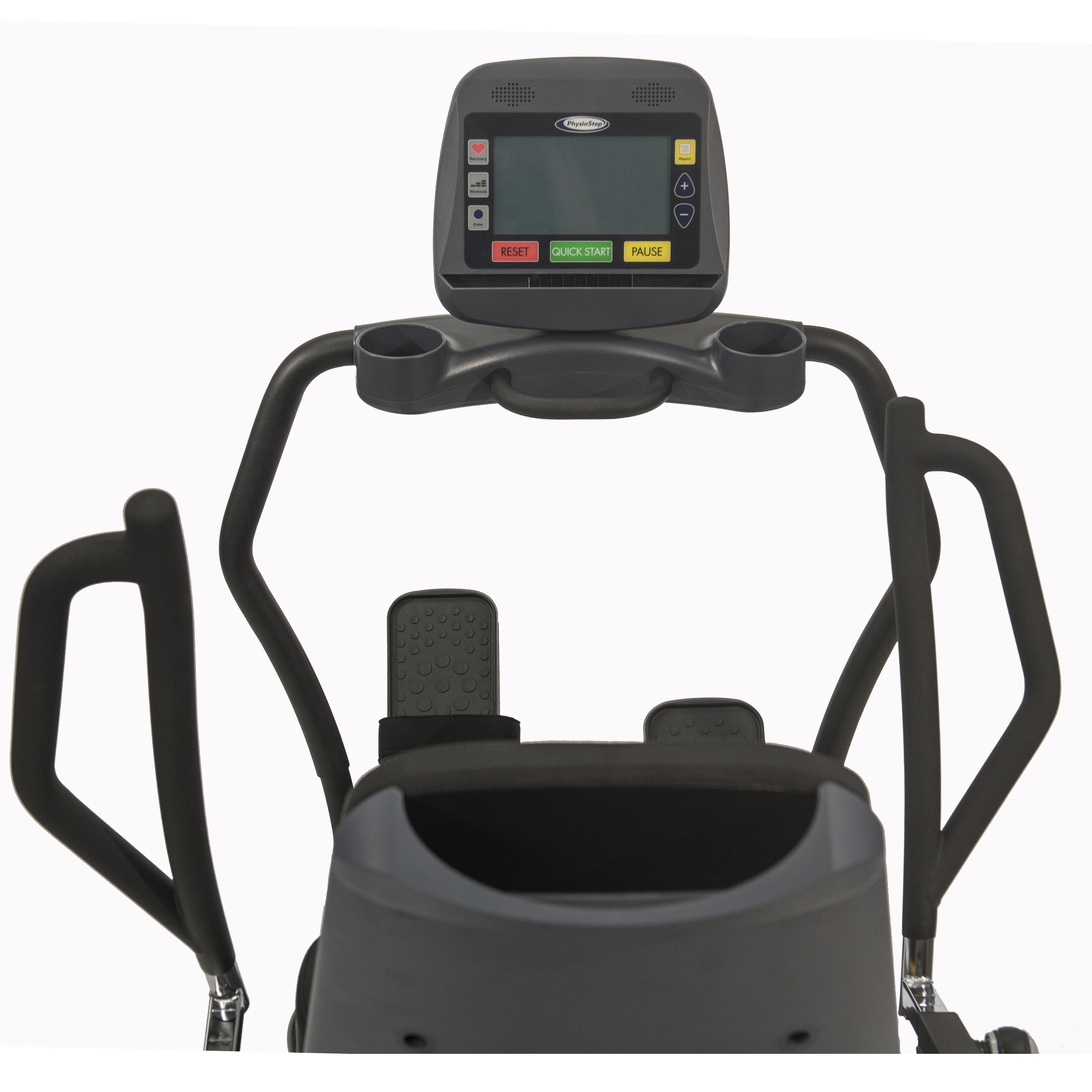PhysioStep MDX Recumbent Elliptical Cockpit