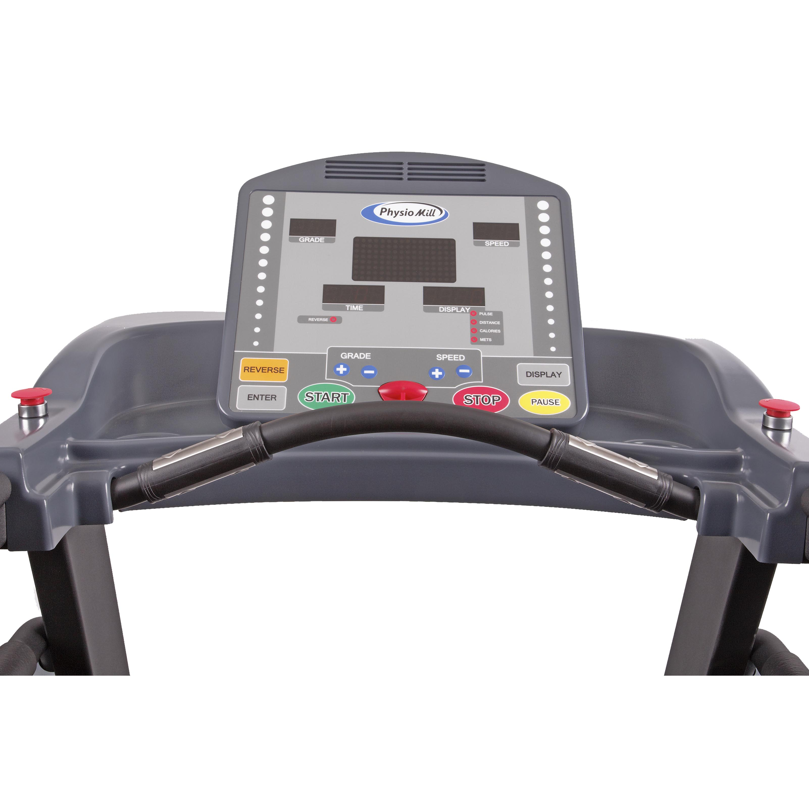 PhysioMill Rehabilitation Treadmill Display