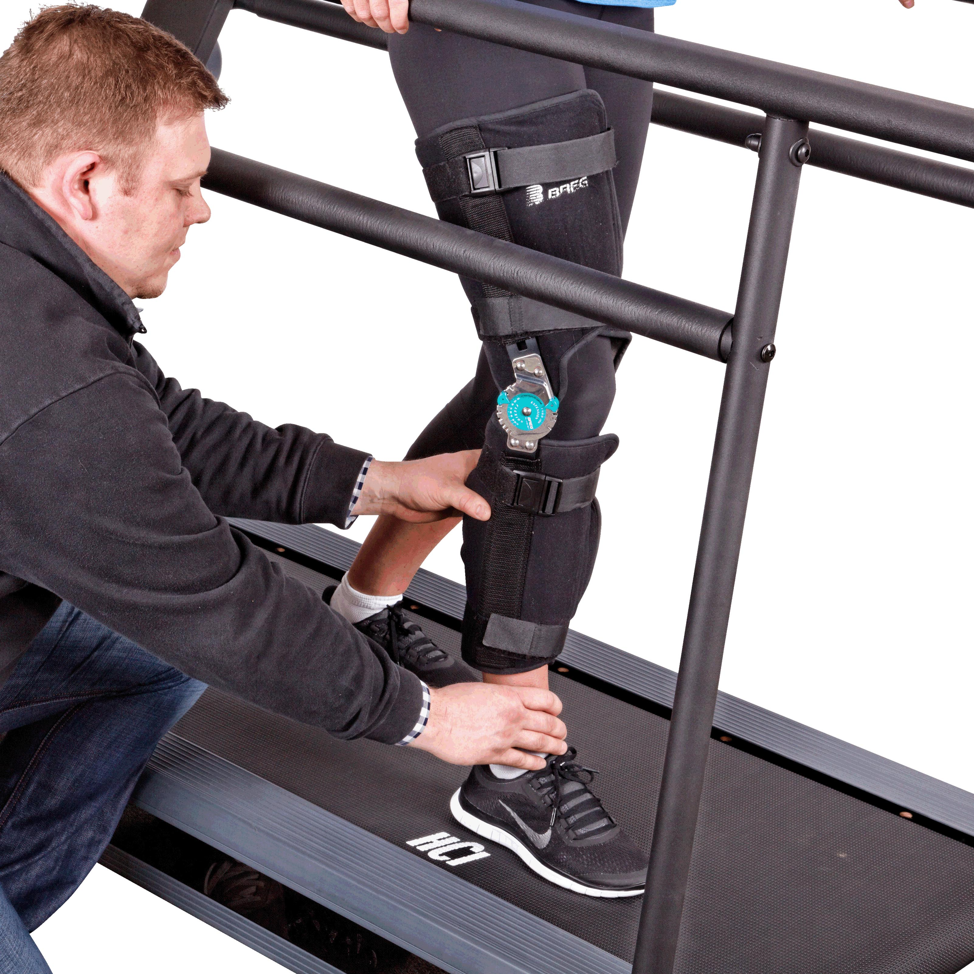 PhysioMill Rehabilitation Treadmill Foot