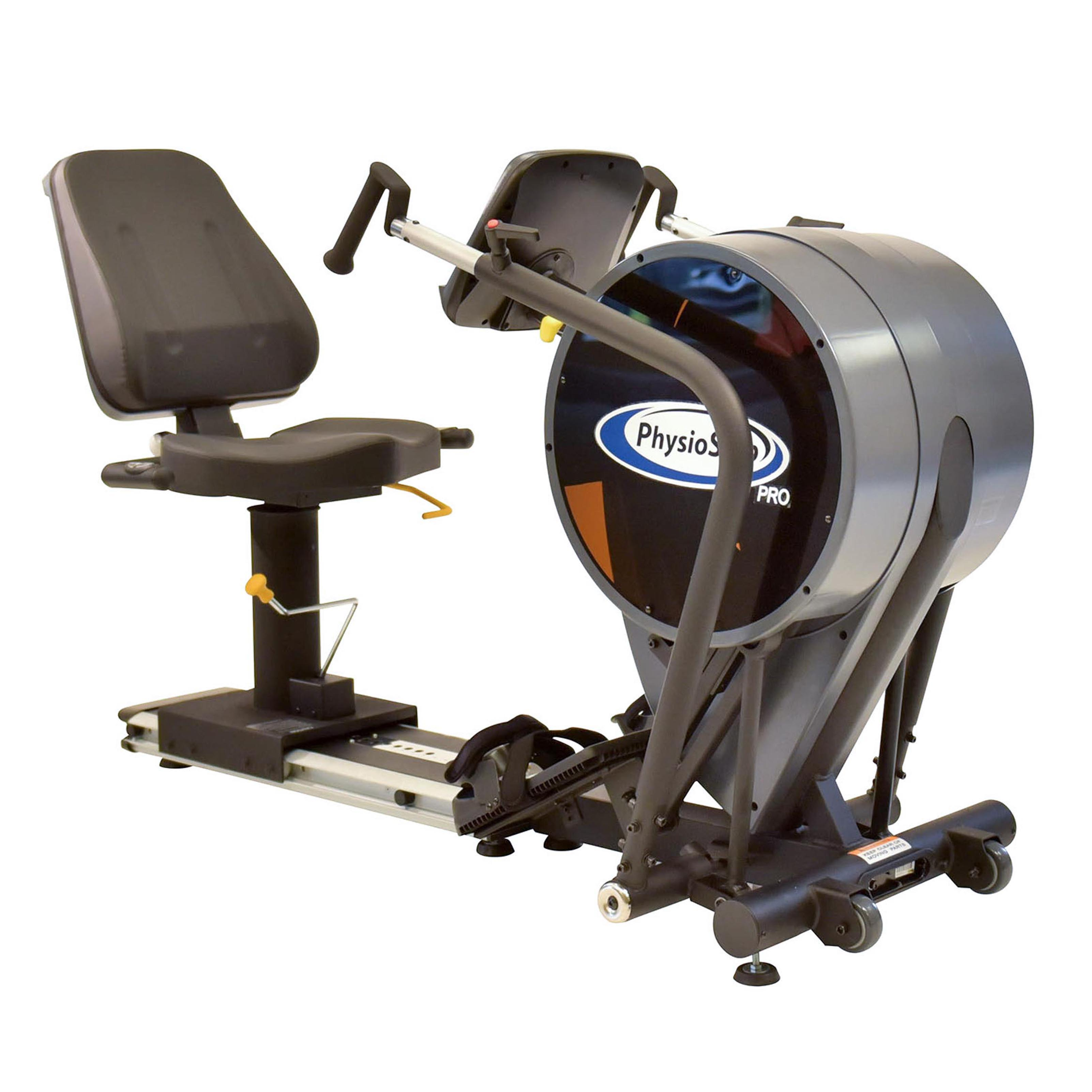 PhysioStep PRO Recumbent Stepper Cross Trainer Main