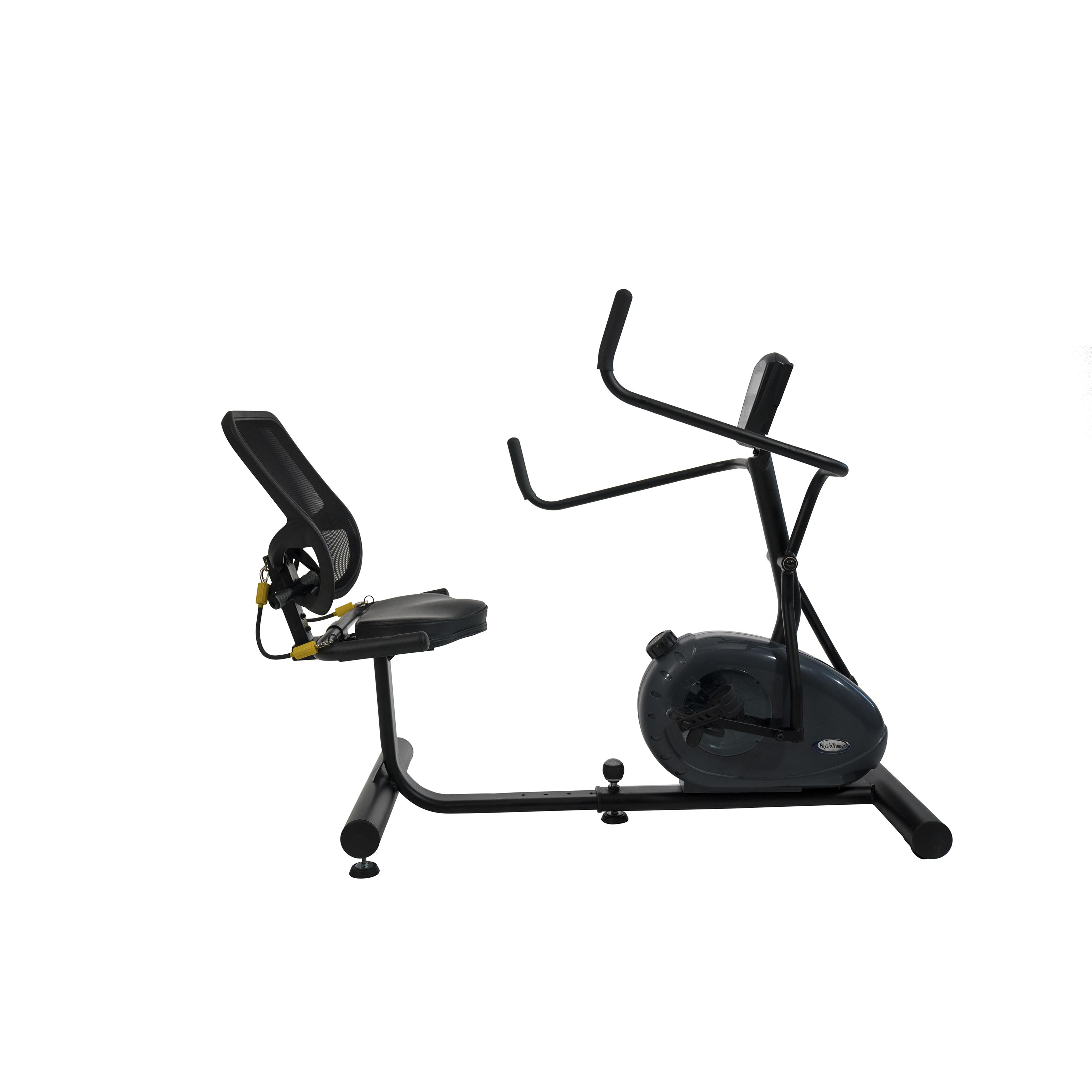 PhysioTrainer PRO Recumbent Stepper Cross Trainer